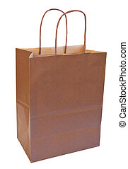 Bag with Clipping Path