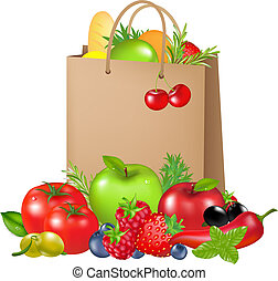 Bag With Products