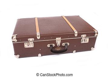 bagaglio, vecchio