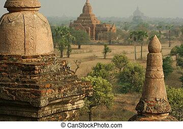 Bagan - Historical place in Myanmar