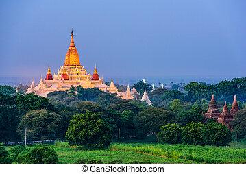 Bagan Myanmar Temples