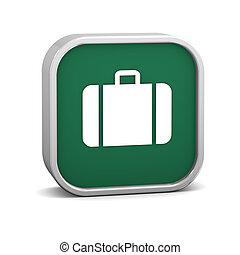 Baggage sign. Part of a series.