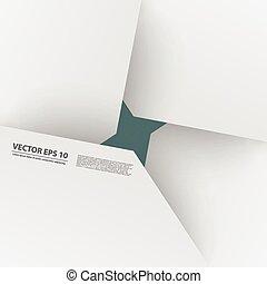 baggrund., abstrakt, vektor