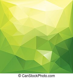 baggrund., geometriske, abstrakt