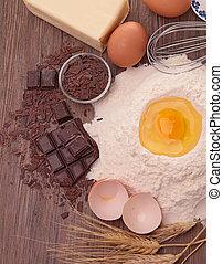 bagning, ingrediens