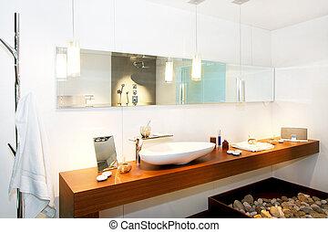 bagno, 2, moderno
