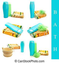 bagno, accessori