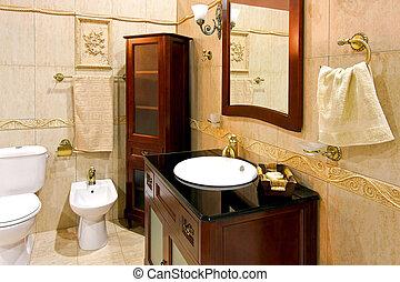 bagno, classico