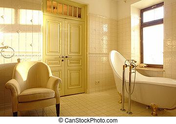 bagno, interno