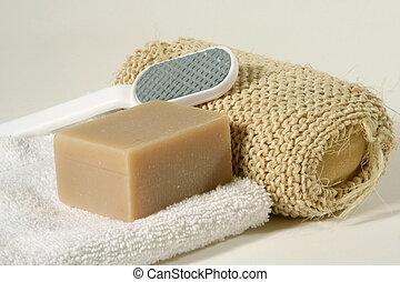 bagno, oggetti