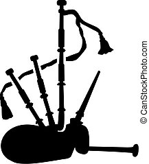 bagpipe illustrations and clipart 1 168 bagpipe royalty free rh canstockphoto com bagpipe clip art bagpipe player clipart