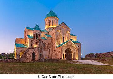Bagrati Cathedral in Kutaisi, Imereti, Georgia