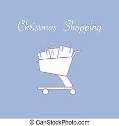 bags., εμπορική κάρτα , δώρο
