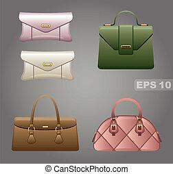 bags., femmina