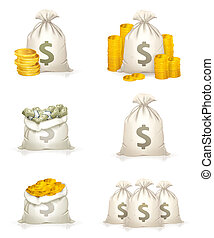 Bags of money, 10eps