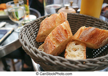 baguette or french baguette