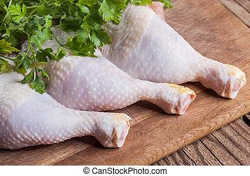 baguettes poulet
