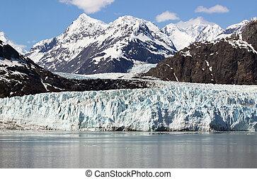 bahía del glaciar