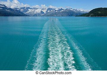 bahía glaciar parque nacional