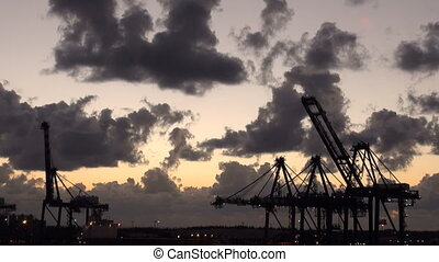 Bahamas - Freeport, Industrial Port - Bahamas - Freeport -...
