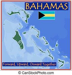 bahamas, lema