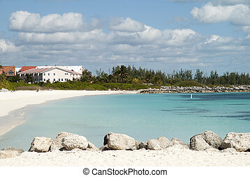 bahamas, lucaya, playa