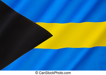 bahamas vlag