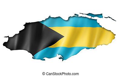 Bahamian Flag Stock Photo Images 503 Bahamian Flag Royalty Free Images And