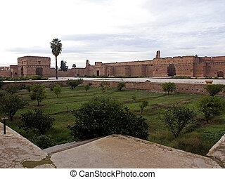 bahia 宮殿