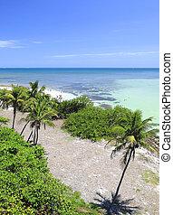 Bahia Honda - 2 - Overview of Bahia Honda Key In the Florida...