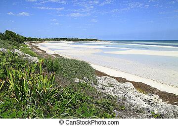 Bahia Honda - 3 - Overview of Bahia Honda Key In the Florida...