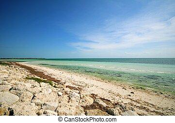 Bahia Honda. Most Popular Beach on the Florida Keys. Bahia...