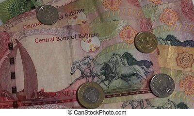 Bahrain Currency - legal currency in Bahrain