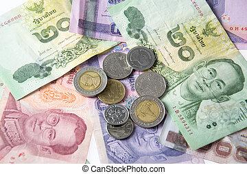 some thai bath - money