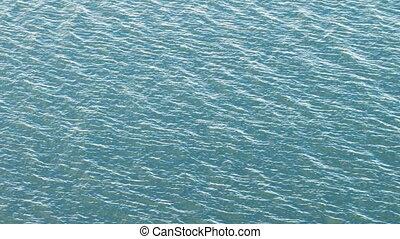 baia, acque, ondulazione, onde, 1