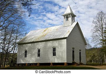baia, -, cades, chiesa