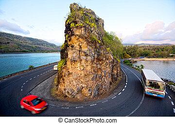 Baie du Cap in Mauritius