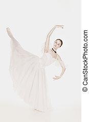 bailarinas, estilo, retro, romanticos, beauty.