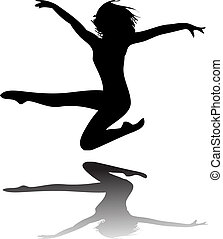 bailarino balé