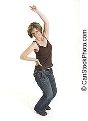 baile de mujer