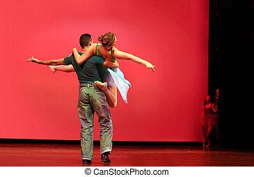baile, moderno