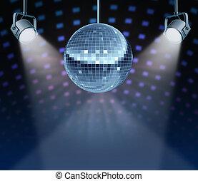 baile, noche