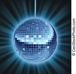 baile, pelota club, noche