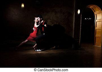 baile, seducción