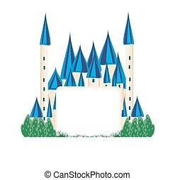 bajeczka, magia, księżna, zamek