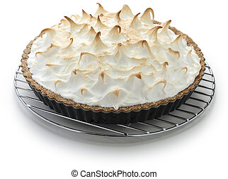lemon meringue pie, traditional British dish