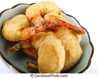Baked Shrimps