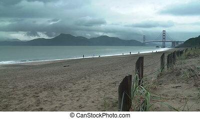 Baker Beach Time-lapse