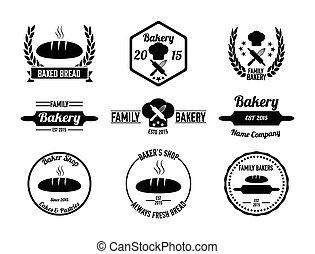 Bakery badge