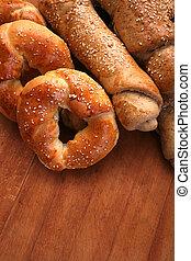 bakery - bread